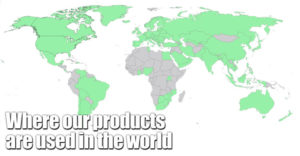 The Infinitum Desulfator Is Now Used In 129 Countries Globally