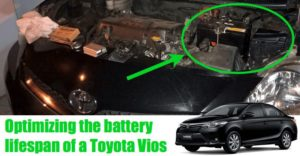 Infinitum Desulfator Installation For The Toyota Vios