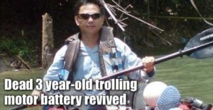 Dead 3 Year-old Trolling Motor Battery Revived
