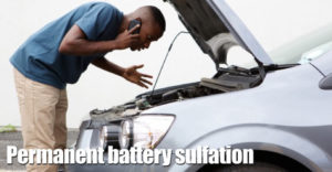 How Can I Tell If My Battery Has Permanent Sulfation?