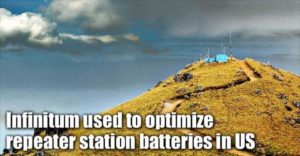 Infinitum Desulfator To Improve The Performance Of Batteries In Remote Repeater Facilities In The US