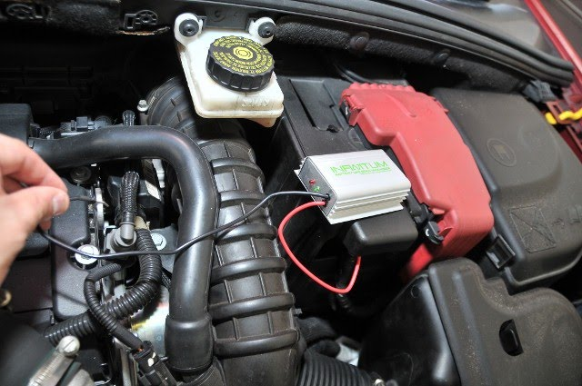 Peugeot 308 Battery Recovery With The Infinitum Desulfator