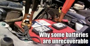 Why Some Batteries Are Unrecoverable
