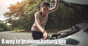 Prolonging car battery lifespan