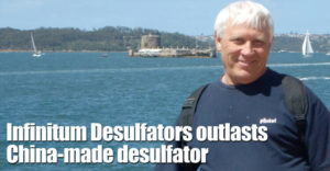 Infinitum Desulfators Outlasts China Made Desulfator